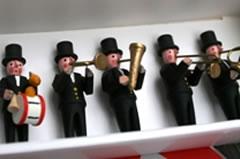 マティアス・フラットの結婚式の楽隊