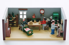 おもちゃ職人の部屋