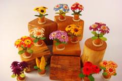 花のバリエーションは12種