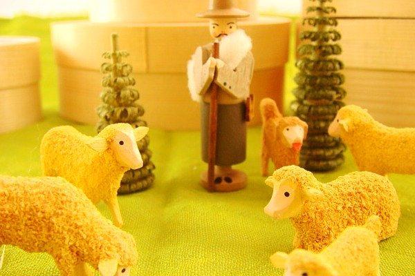 わっぱ入り羊飼い大