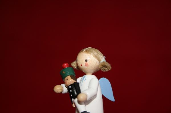 天使と鉱夫