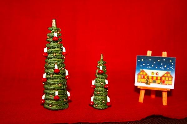 FLクリスマスツリー8cm