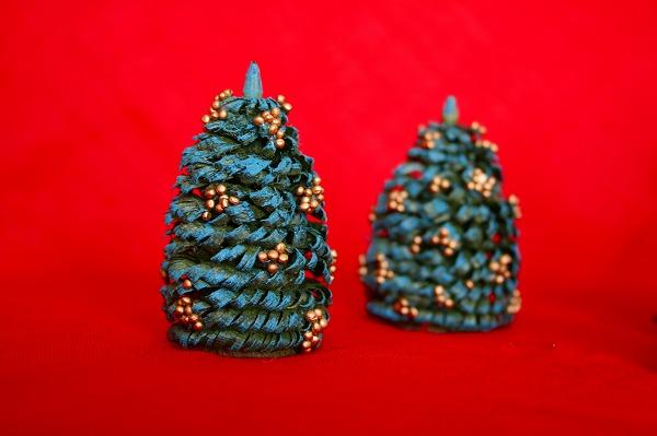 FLクリスマスツリー金飾り