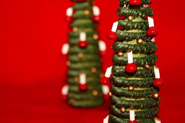 FLクリスマスツリー10cm