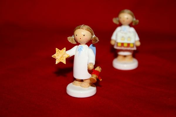 天使とシナモンクッキー