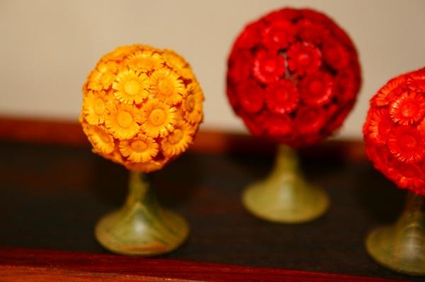 花の木カラー3個セット