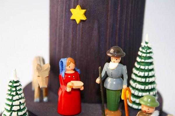 キャンドルホルダー 聖誕