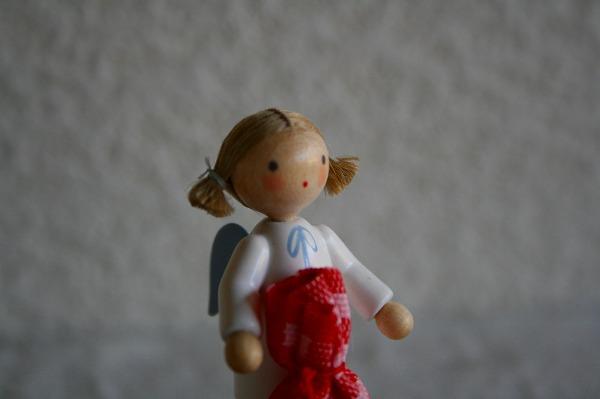 天使とプレゼント袋(22)