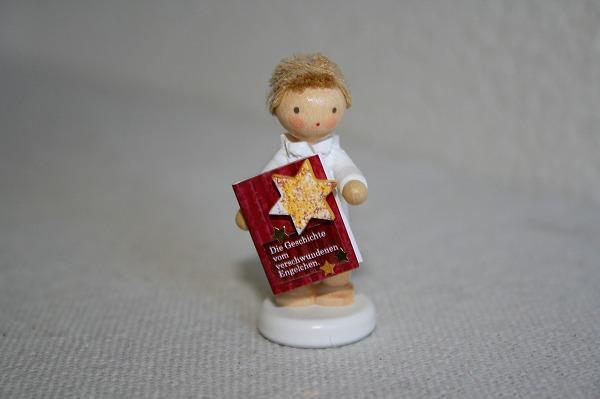 天使とクリスマスの本