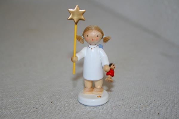 2015 天使と星と人形