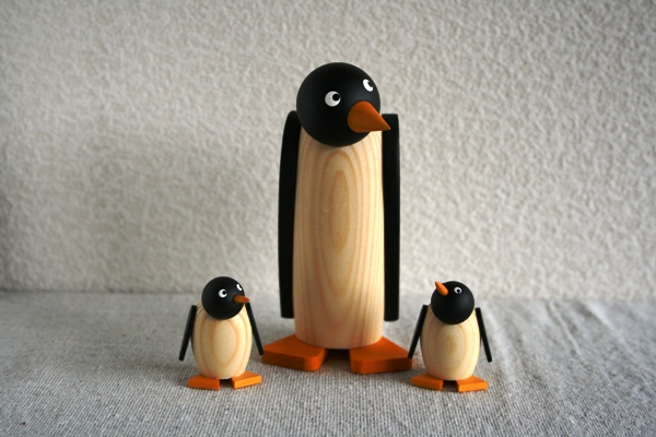 ペンギン大