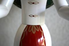 天使 服のボタン