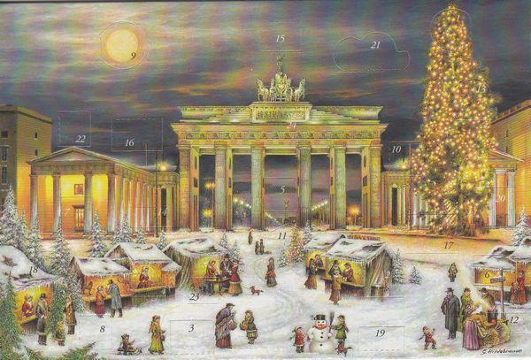 ミニアドベント ベルリン