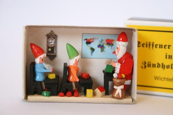 マッチ箱小人の工房