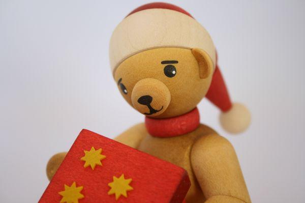 サンタくまプレゼント