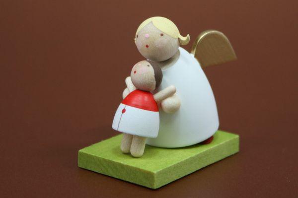 天使と人形