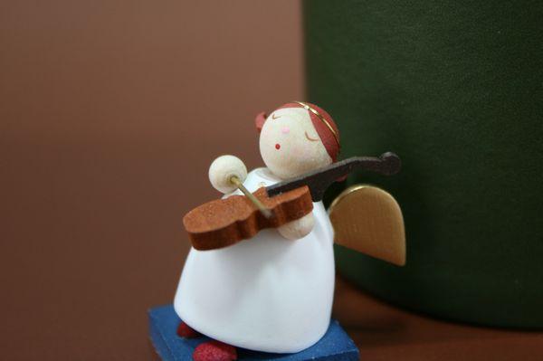 天使とバイオリン