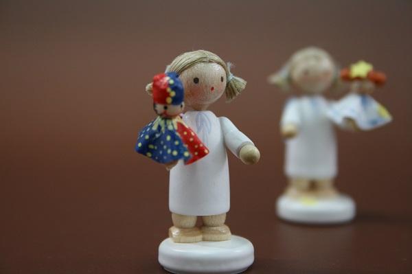 天使とパペット(男の子)