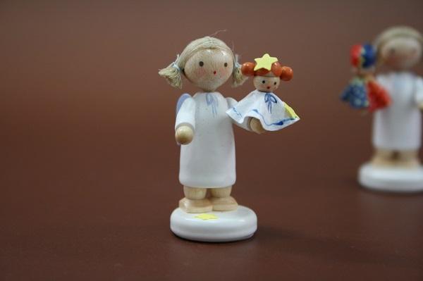 天使とパペット(女の子)