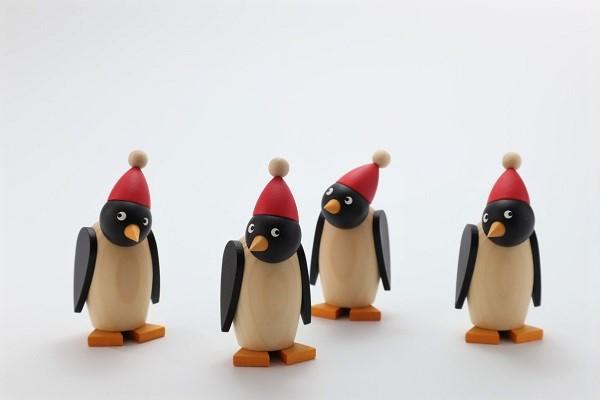 サンタペンギン子ども